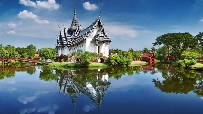 Thajsko, fotka 2