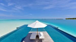 Conrad Rangali Maldives, fotka 2